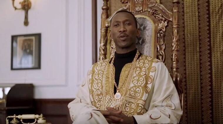 mahershala ali in green book