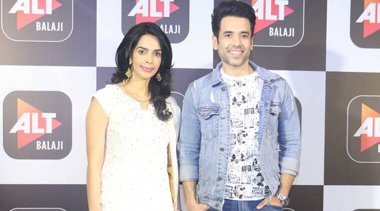 mallika sherawat and tusshar kapoor in altbalaji webseries