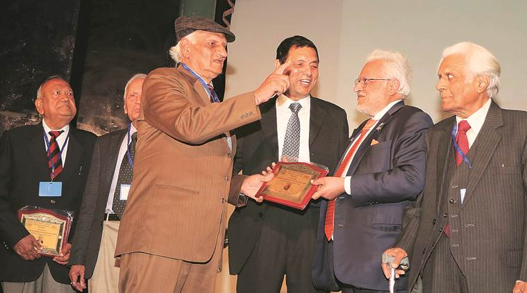 chandigarh, punjab engineering college, pec, pec alumi meet, electronics, nasa, indian express news