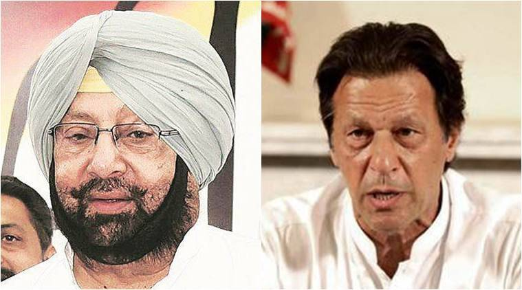 Pulwama attack: Punjab CM Amarinder Singh hits out at Pakistan PM over 'no proof' comment
