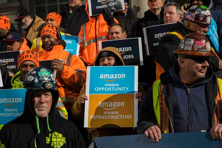 Why the Amazon deal collapsed: A Ttech giant stumbles in New York's raucous political arena