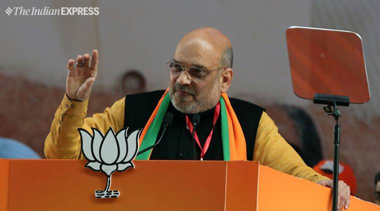 Amit Shah Lambasts Chandrababu Naidu For Remarks On Pak View On Pulwama