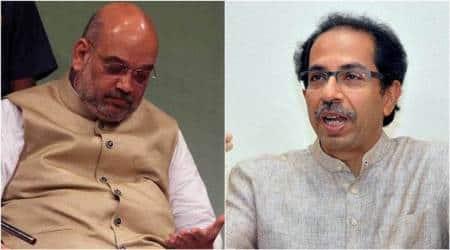Shiv sena, saamana, balakot airstrike, sena accuses bjp, freedom of expression, indian express