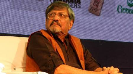 Amol Palekar, film maker, actor, free speech, censorship, National Gallery of Modern Art, mumbai, India news, Indian express news