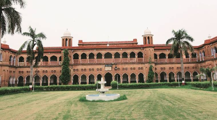 amu, amu students, sedition charge, amu news, indian express