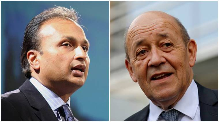 Two weeks before Rafale announcement, Anil Ambani met French Defence officials