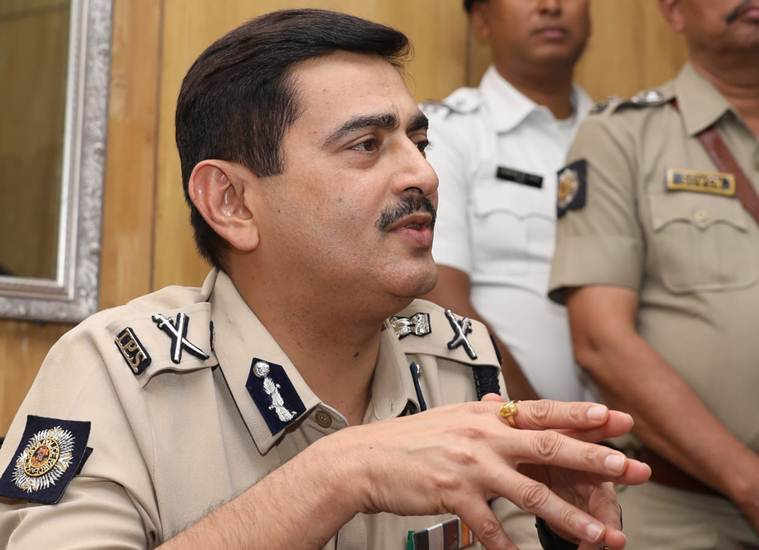Anuj Sharma takes charge as new Kolkata police chief, says will ensure safety of Kashmiris
