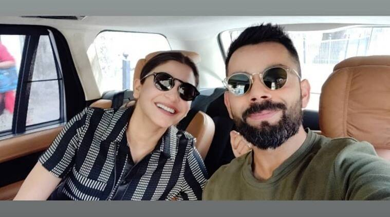 virat kohli photos with anushka sharma