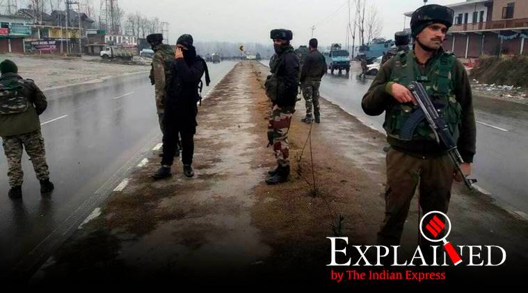 Explained: Crpf In The Valley, Its Role And Numbers