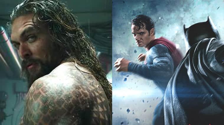 Aquaman overtakes Batman v Superman at US box office