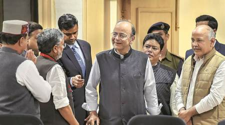 gst, gst council meet, gst rate for real estate, gst rate for houses, gst rate for under construction houses, arun jaitley, under construction flat gst, gst for property