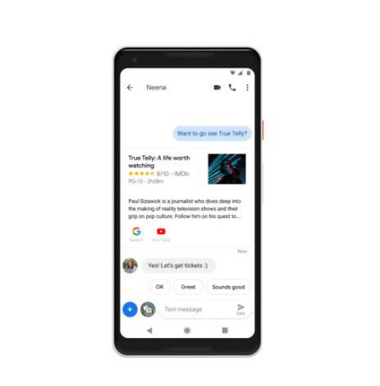 google assistant, google android message integration, google assistant message integration, google assistant into messaging, message assistant, google assistant into android message, android messagin app, android message