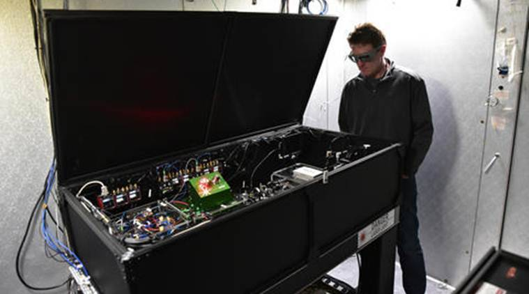 'astrocomb' To Help Hunt For Planets, Alien Life