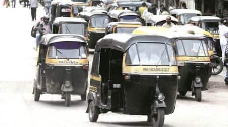 Mumbai news, Mumbai autorickshaw strike, Autorickshaw drivers strike, mumbai auto drivers strike, Mumbai Autorickshawmen union