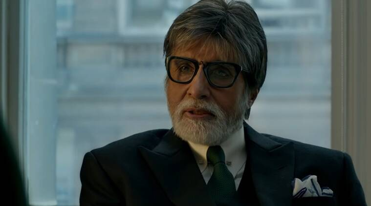 amitabh bachchan taapsee pannu badla box office collection Day 1