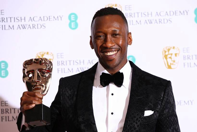mahershala ali bafta awards 2019
