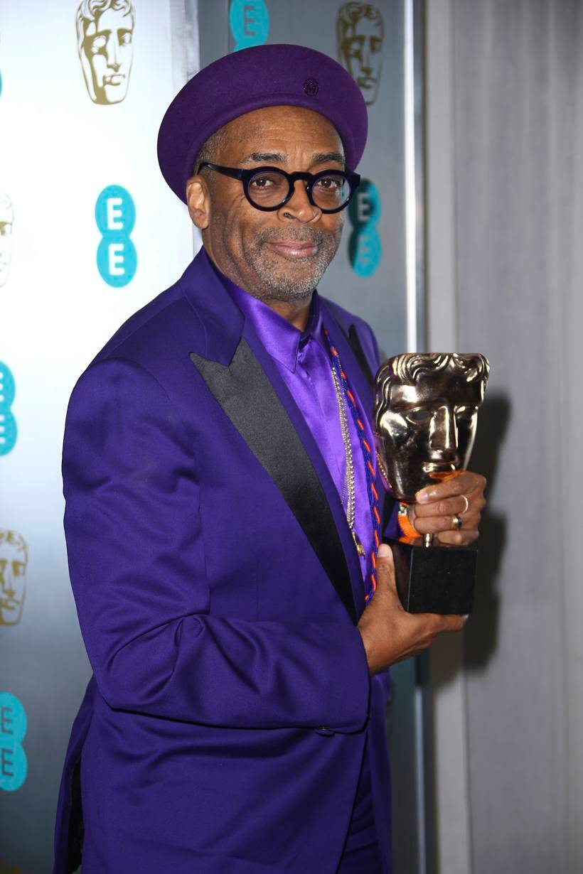 spike lee bafta awards 2019