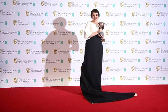 'Roma' wins Best Film at UK's BAFTA awards