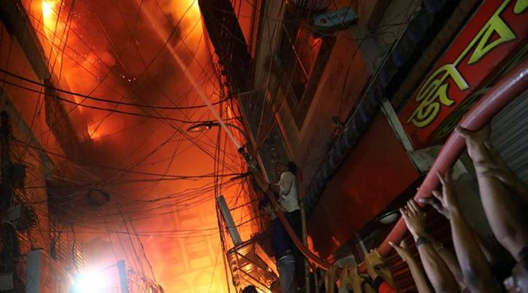Blaze kills dozens in Dhaka historic district