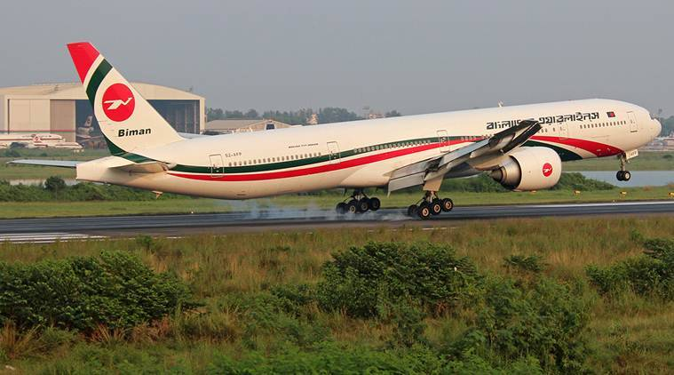 Bangladesh passenger plane forced to land in 'hijack attempt'