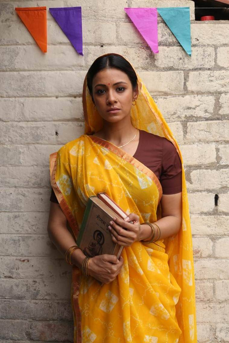 barkha bisht in pm narendra modi biopic