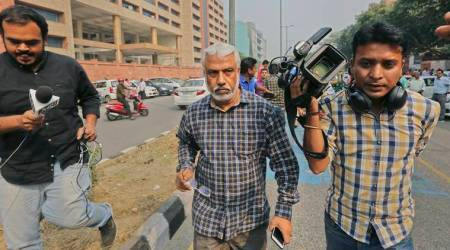 """AK Bassi was shifted to Port Blair in """"public interest"""" with """"immediate effect"""". (PTI photo)"""