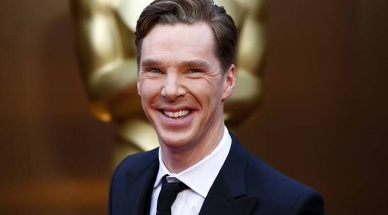 Benedict Cumberbatch says his parents were not happy with his career choice