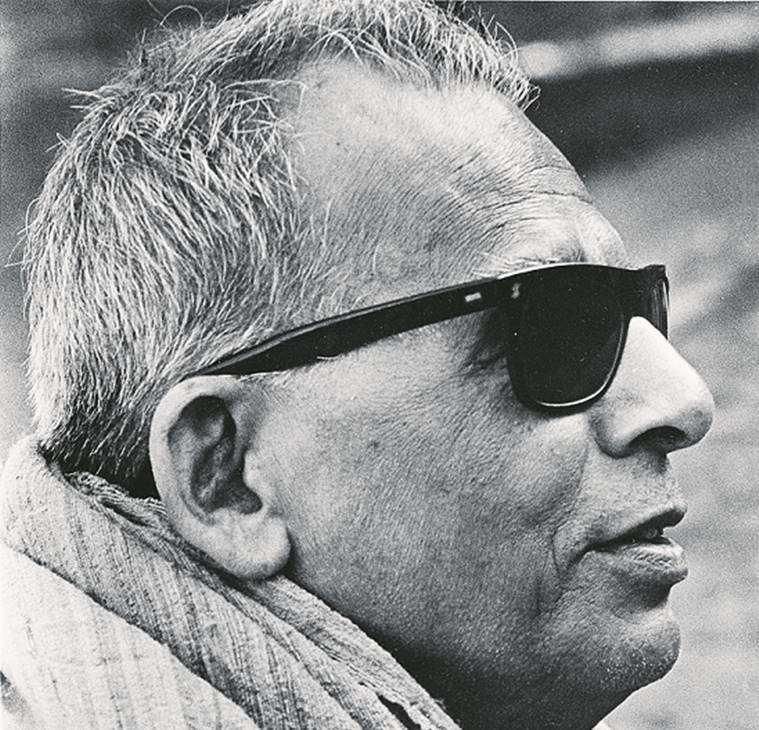 benode behari mukherjee, santiniketan, kala bhavan, art, culture, artist, indian express