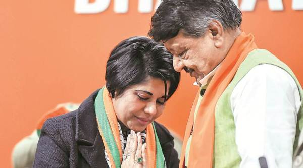 bharati ghosh, bharati ghosh joins bjp, bharati ghosh cid charges, corruption charges against bharati ghosh, west bengal bjp, Mamata Banerjee, Indian express