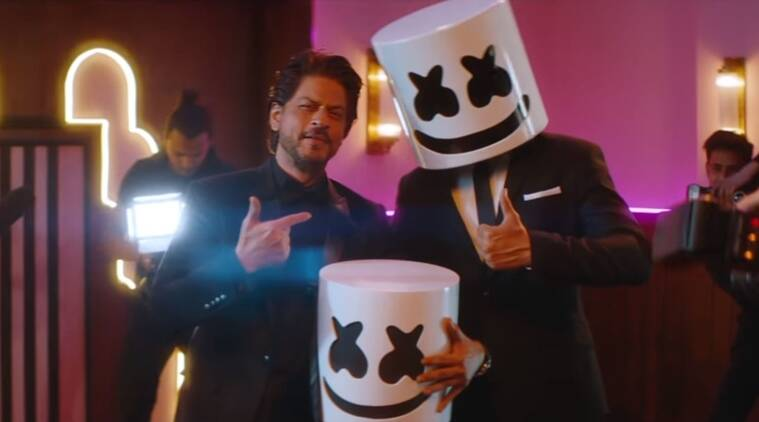 Shah Rukh Khan Makes A Special Appearance In Marshmello's Latest Track Biba