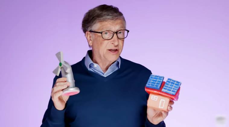 Watch: In This 80-second Video, Bill Gates Explains Climate Change With The Help Of Toys