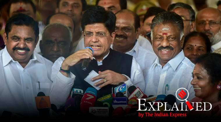 Explained: Why the NDA-ADMK alliance might end up boosting Dhinakaran, DMK