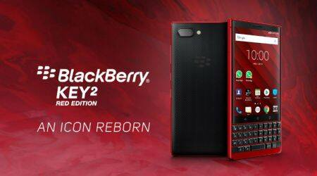 blackberry, blackberry key2, blackberry key2 red edition, key2 red edition, blackberry key2 specifications, key2 red edition price, key2 price, key2 features