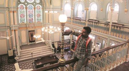 Blue Synagogue to reopen tomorrow