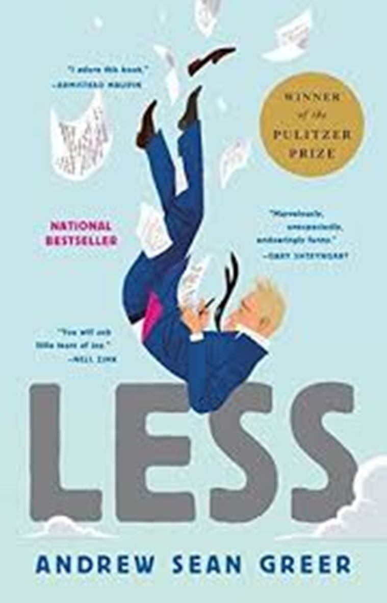 Pulitzer Prize-winning author Andrew Sean Greer