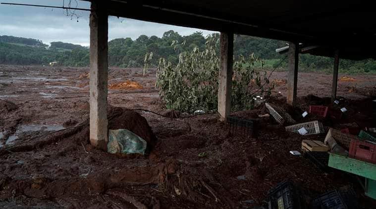 brazil, brazil mining, mining in brazil, mining dams, mining dam collapse, brumadinho mining dam collapse, mining dam collapse in brazil, deaths, tidal waves and tsunamis, mining waste, mining engineering, upstream dams, environment, world news, indian express news