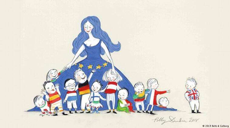 'Drawing Europe Together': Illustrators against Brexit