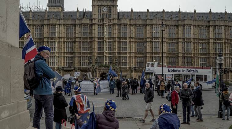 Is Britain's Political System At The Breaking Point?