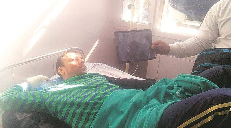 Chandigarh: Hurt in accident, award winning wrestler to be out of action for 3 months