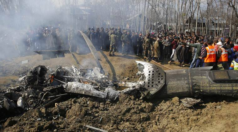 Budgam crash: IAF Srinagar base commander transferred