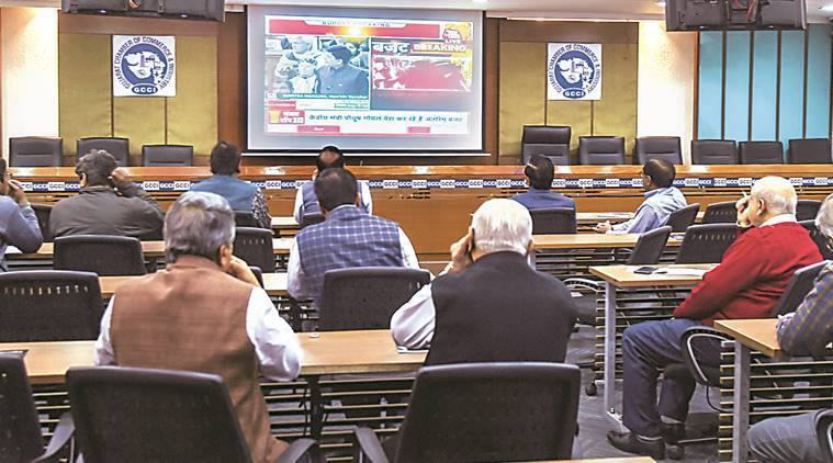 Interim budget 2019: Eye on votes… nothing for industry, says GCCI