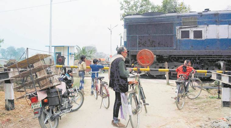 Semra, Bihar: 'if Train Delayed, Commuters Force Me To Open Gates'