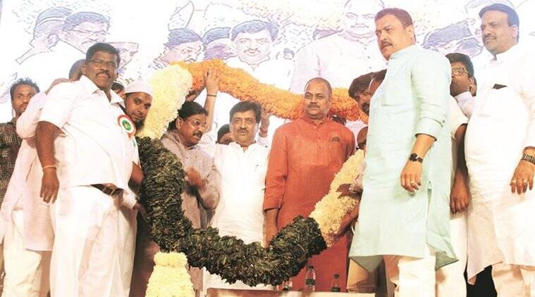 No alliance with AIMIM, MNS at any level, says Ashok Chavan