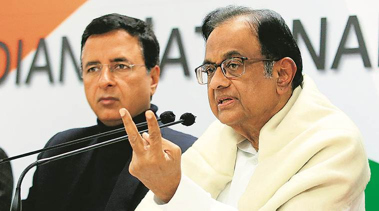 INX Media case: Aghast on being accused of hiding from law, says Chidambaram after look out notice