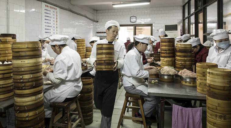 Business Of Renting Kitchen Space Heats Up In China
