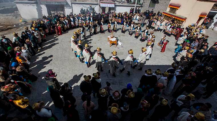 China closes Tibet to foreigners for sensitive anniversaries
