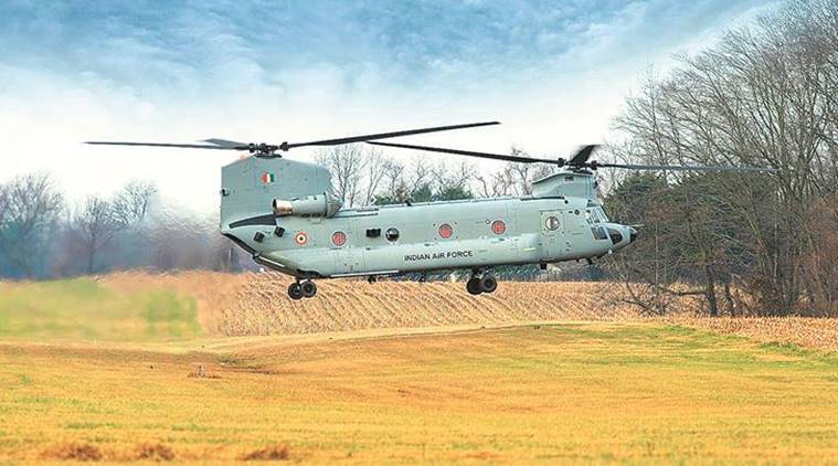 Chandigarh: Preparations in full swing at Air Force Station to house Chinook helicopters