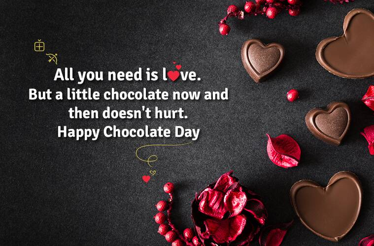 Happy Chocolate Day 2019 Wishes Images, Quotes, Status