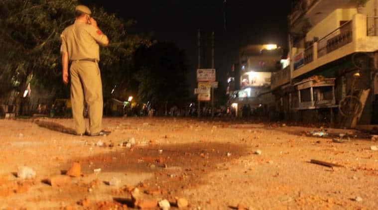Udaipur, Udaipur violence, Udaipur violence against police, Udaipur violence, Udaipur news, Indian Express news