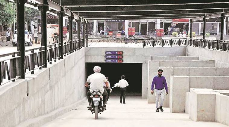 Chandigarh Municipal Corporation to take charge of all 26 paid parking lots today